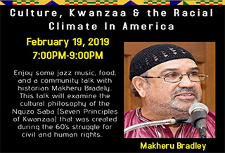 Culture, Kwanzaa & the Racial Climate in America