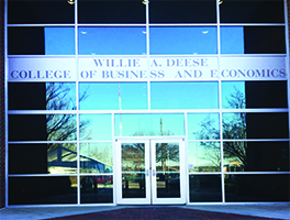 NC A&T Willie Deese Building