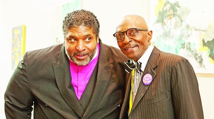 Rev. Barber and Rev. Spearman
