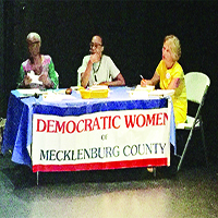 Meck County Democratic Women